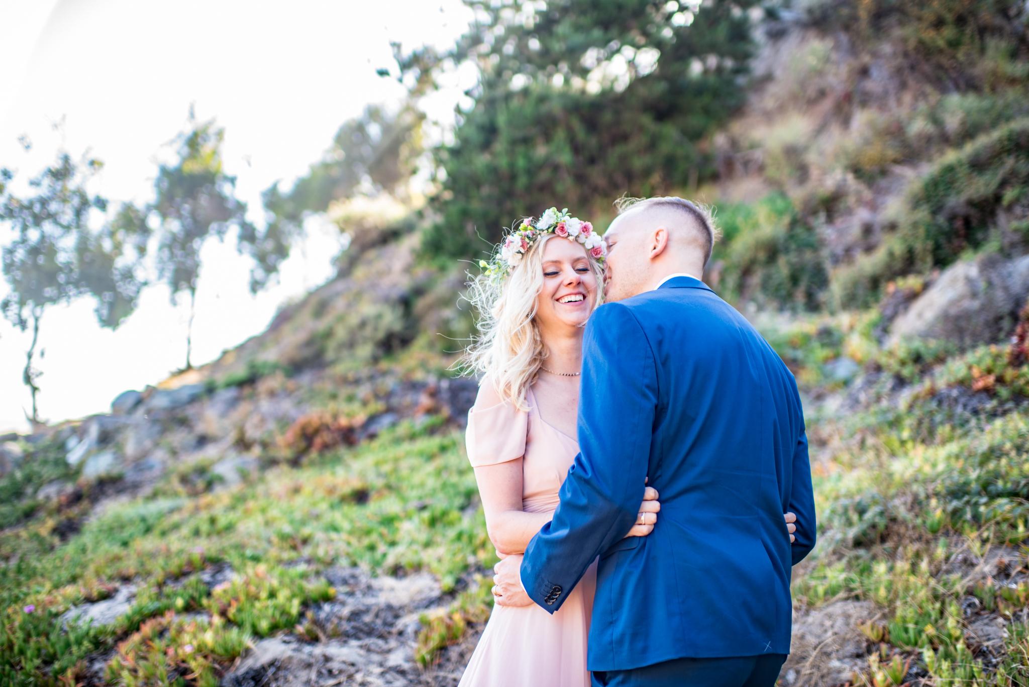 Elizabeth and Jeffrey San Jose, CA Intimate Wedding