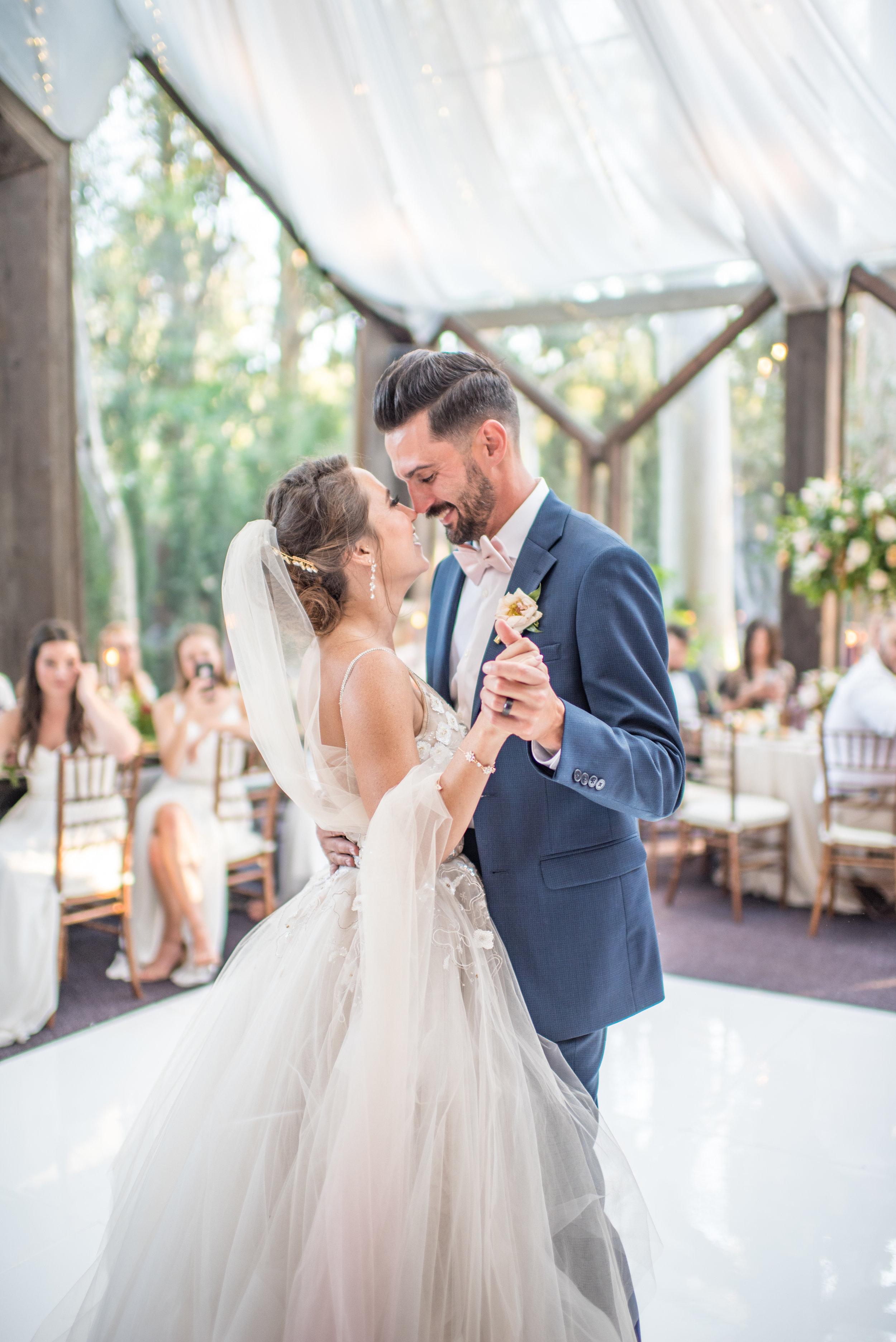 Destiny and Chad Malibu, CA Fairytale Wedding