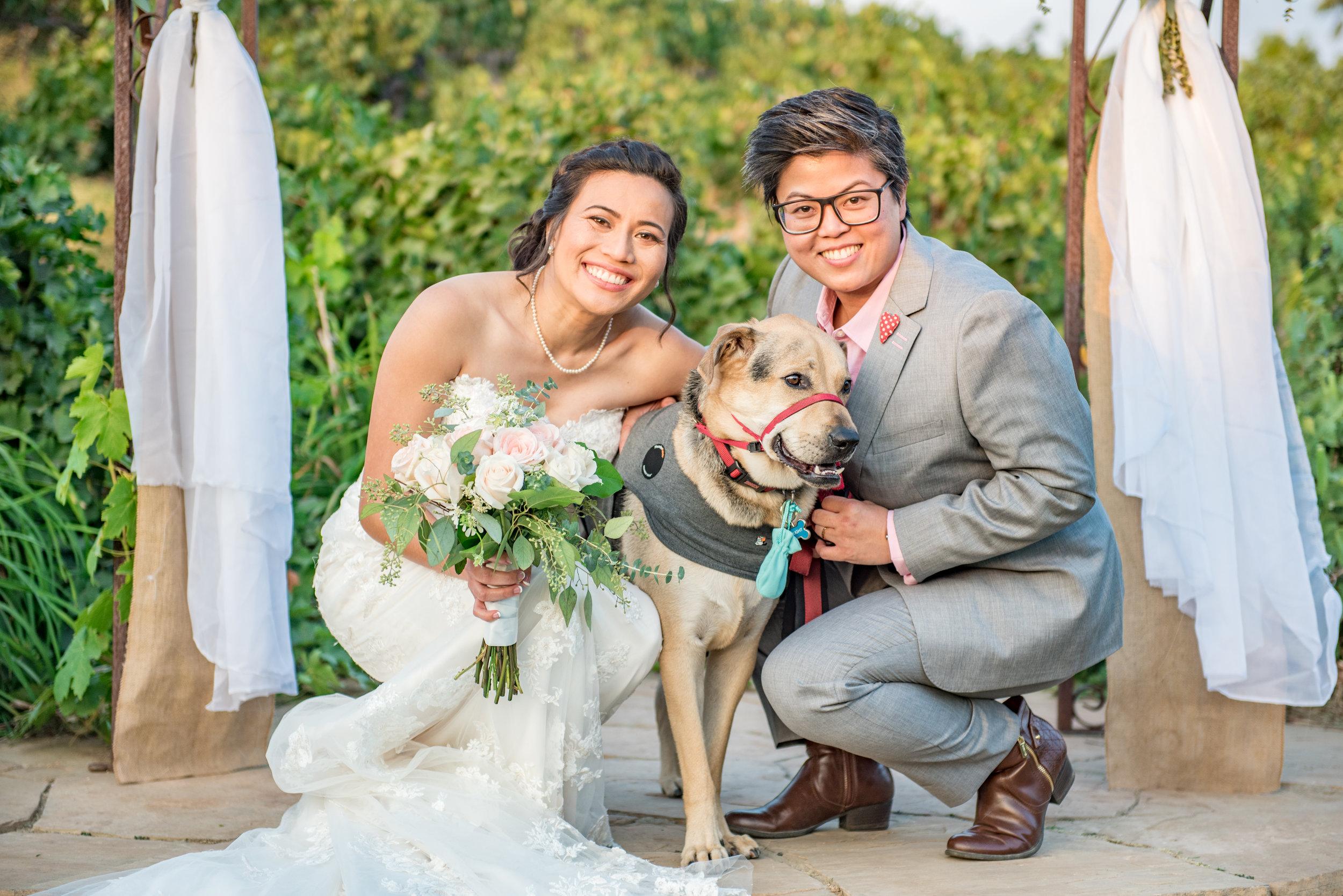 Marlou & Cary- Temecula, CA Winery Wedding