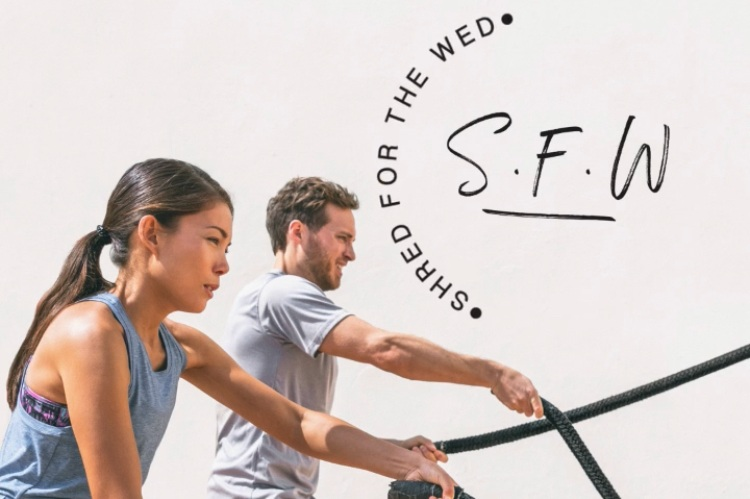 SHRED FOR THE WED - At Shred for the Wed (S.F.W) we are setting ourselves apart by exclusively only training brides, grooms and bridal parties. We will be with our members right up until their wedding day to help them look fit, feel healthy and feel confident on one of the biggest days of their..
