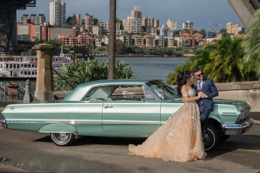 JUS DIPPIN LOWRIDER CAR HIRE - Roll up to your wedding in Sydney's most stylish 1963 Chevrolet Impala. Based in Sydney, we specialise in Lowrider hire for all your occasions including weddings, formals, engagements, corporate & promotional events. The Impala is not only one of Chevrolet's most historic vehicles…