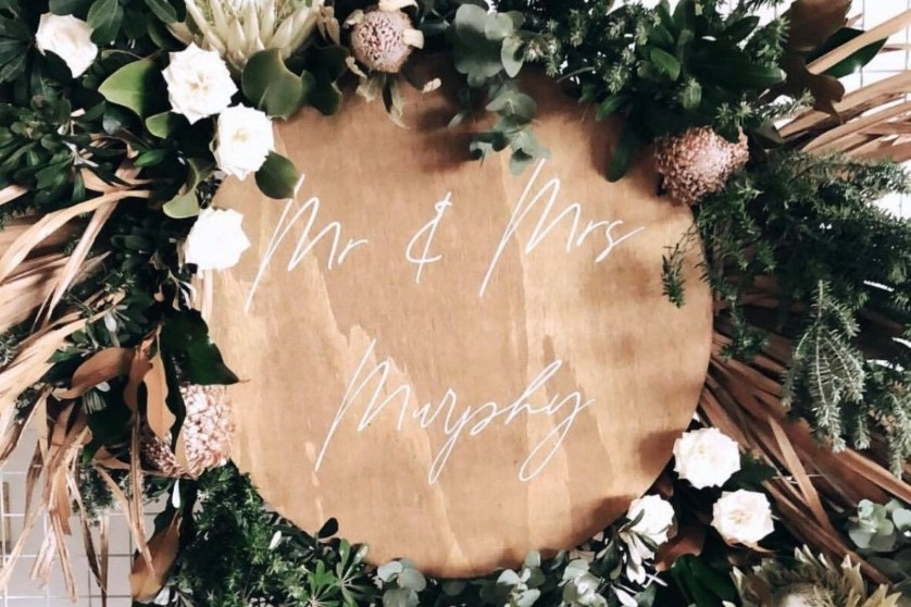 BRIDGE & CO. DESIGNS - Bridge + Co. Designs is a boutique signage + Stationery studio based in the Sutherland shire.We specialise + create custom pieces of signage + stationery to suit your wedding. Our range of work doesn't stop at welcome signs…