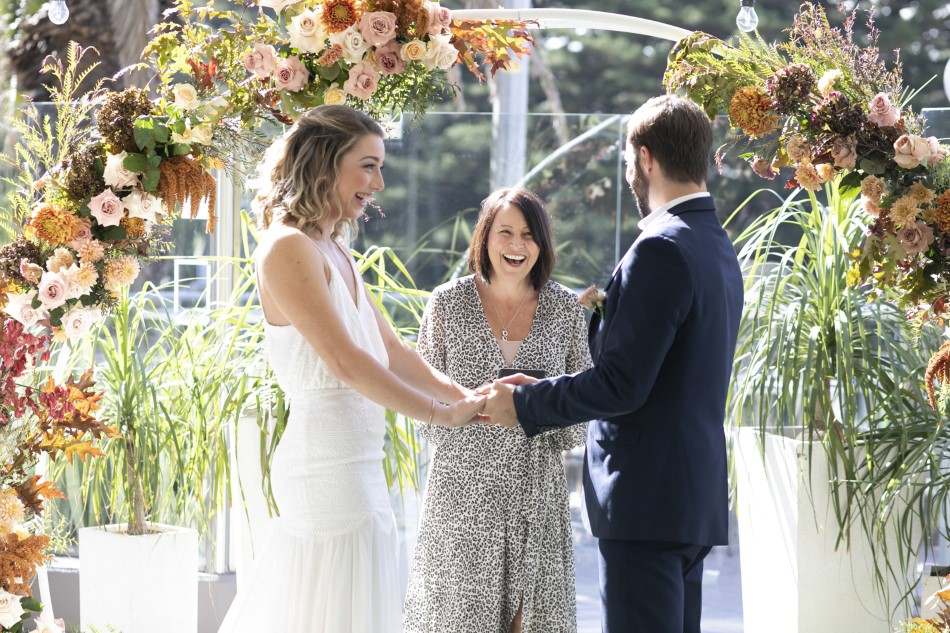 AMANDA KNAPTON - A vibrant, enthusiastic and modern Sydney Celebrant who will add fun and a fresh feel to your day. With Amanda's relaxed and easy-going nature, it's easy to see how Amanda has become one of Sydney's highly recommended Marriage Celebrants. Whether it is an informal...