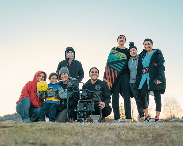 """Proud of our team for winning an award for the August 2019 Art With Impact (AWI) film competition for our film Tekona (@tekonafilm)! We are now officially part of AWI's OLIVE Film Collection, """"which contains short films, five minute or less, that explore issues related to mental health (artwithimpact.org).""""• Comment """"🔥"""" if you've seen Tekona and want to show love for Indigenous representation! Please visit www.tekonafilm.com if you haven't! • A team comprised of several @i20sp ambassadors, the above photo is of the majority of our crew during one of our last production days. From left to right, Marie Knight, Tulio A. Knight, Siera Begaye, Shadren Joseph, Tomás Karmelo Amaya, Tekpatl Kuauhtzin, Shalene Joseph, Sweetwater Sahme. Special shout out to our sound designer and re-record mixer Alexis Sallee and QVLN who blessed us with their talents from afar and are not pictured here. Thank you to @kanionpro, @nativewellness, @i20sp, and @artwithimpact for making this film possible. Thank you to all our family, friends, and community members who showed support through the entire creative process, from conceptualization to post-production! •  We would like to acknowledge and express our gratitude to the indigenous territories in which we filmed, including the traditional homelands of the Multnomah, Kathlamet, Clackamas, Tumwater, Watlala Bands of The Chinook, The Tualatin Kalapuya, many other nations of the Columbia River, and The Quechan. •  #TekonaFilm #KanionProductions #NativeWellness #NWI #i20sp #Indigenous20sp #ArtWithImpact #MentalHealth #ReclaimYourPower"""