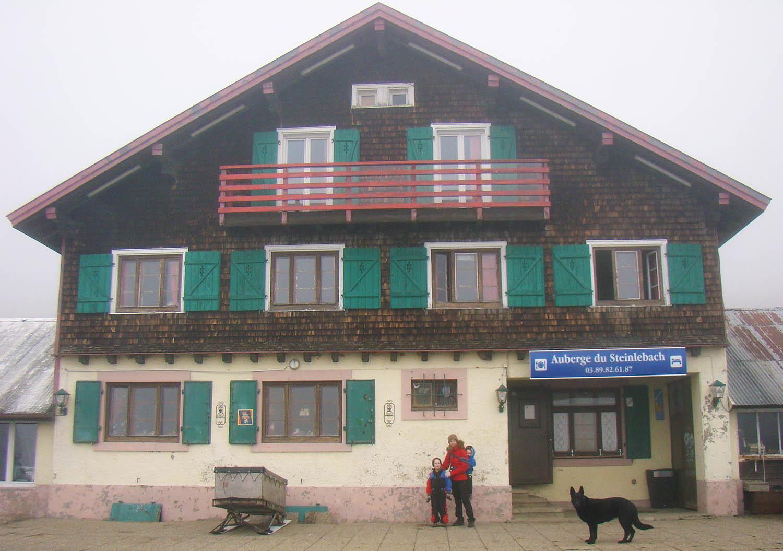 Auberge du Steinlebach