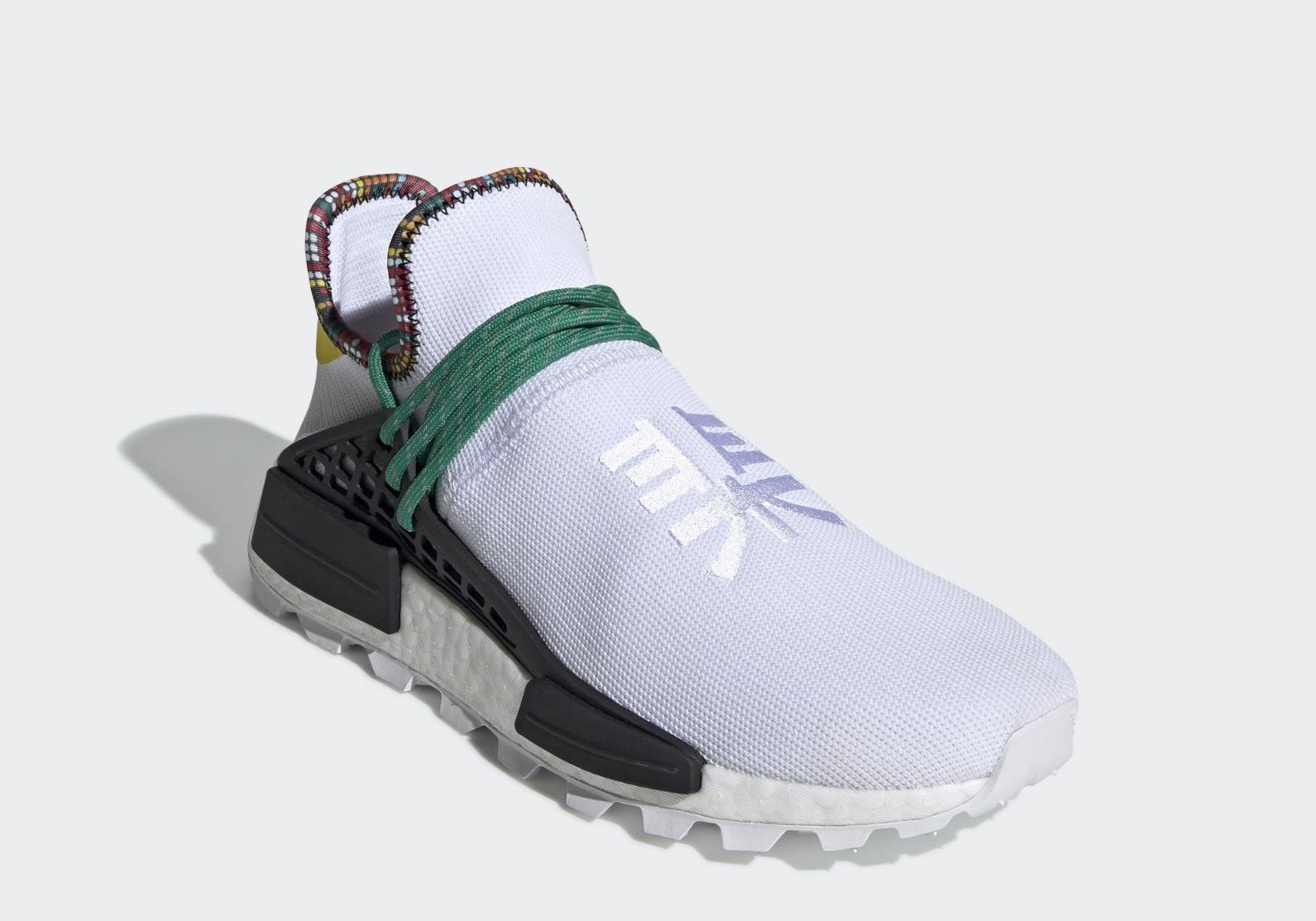 Adidas NMD Human Race Pharrell