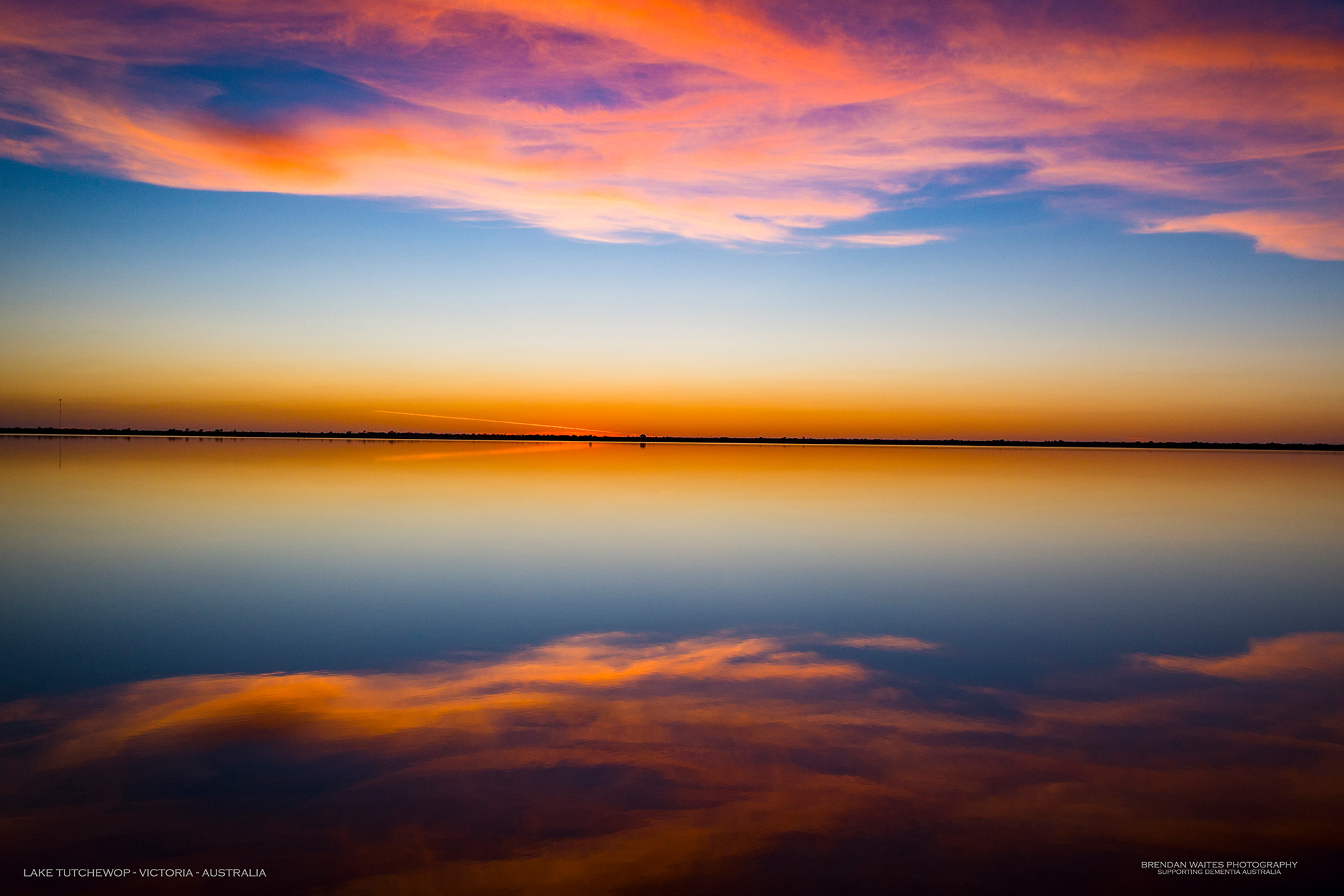 Lake Tutchewop - VICTORIA