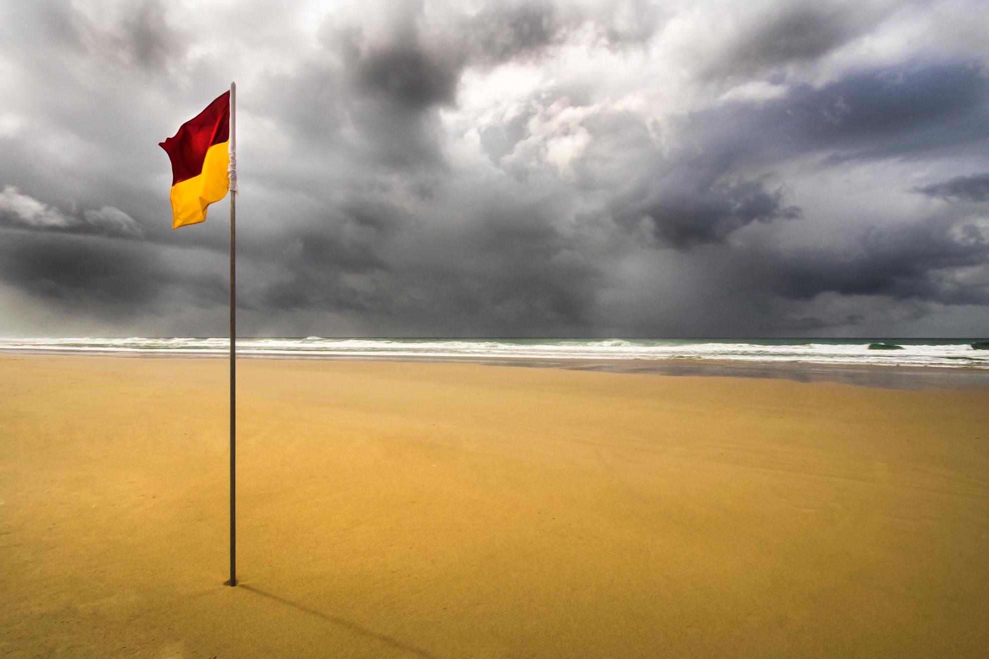 Beach Flag - AUSTRALIA