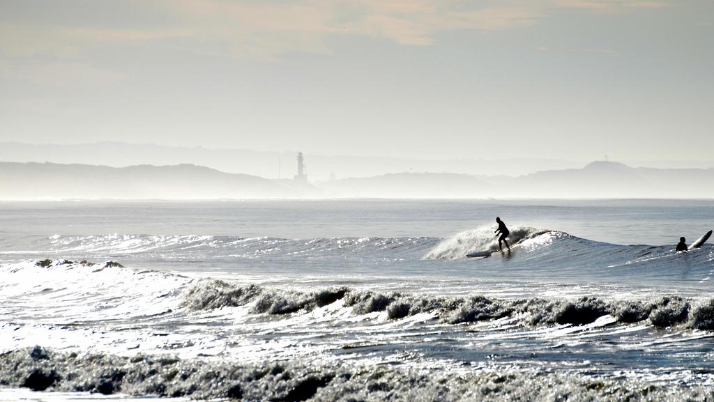 Ocean Grove Surfer