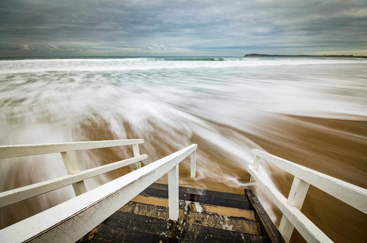 Main Beach Steps
