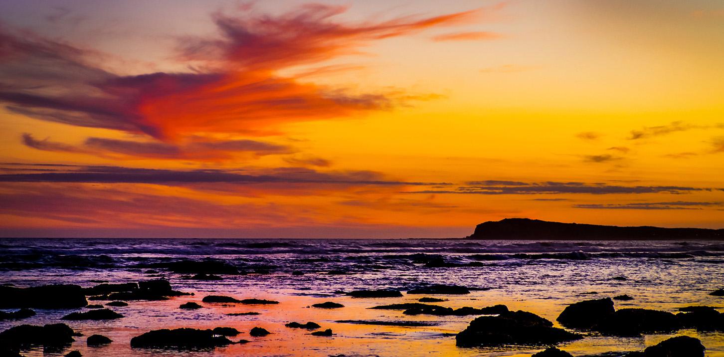 Bluff Sunset