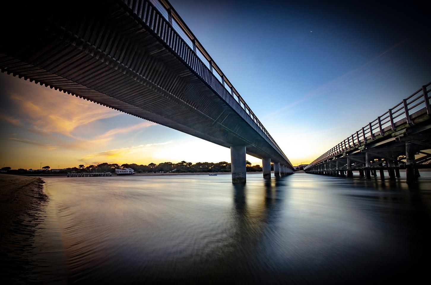 BH Sunset Bridge