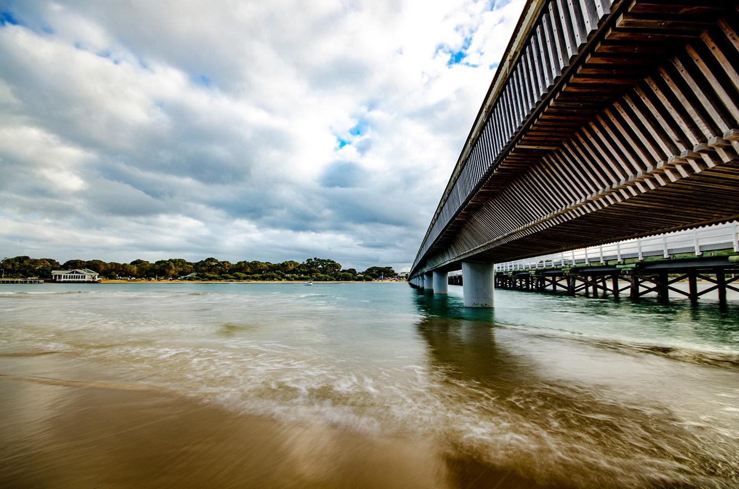 Barwon Bridge Clouds 2