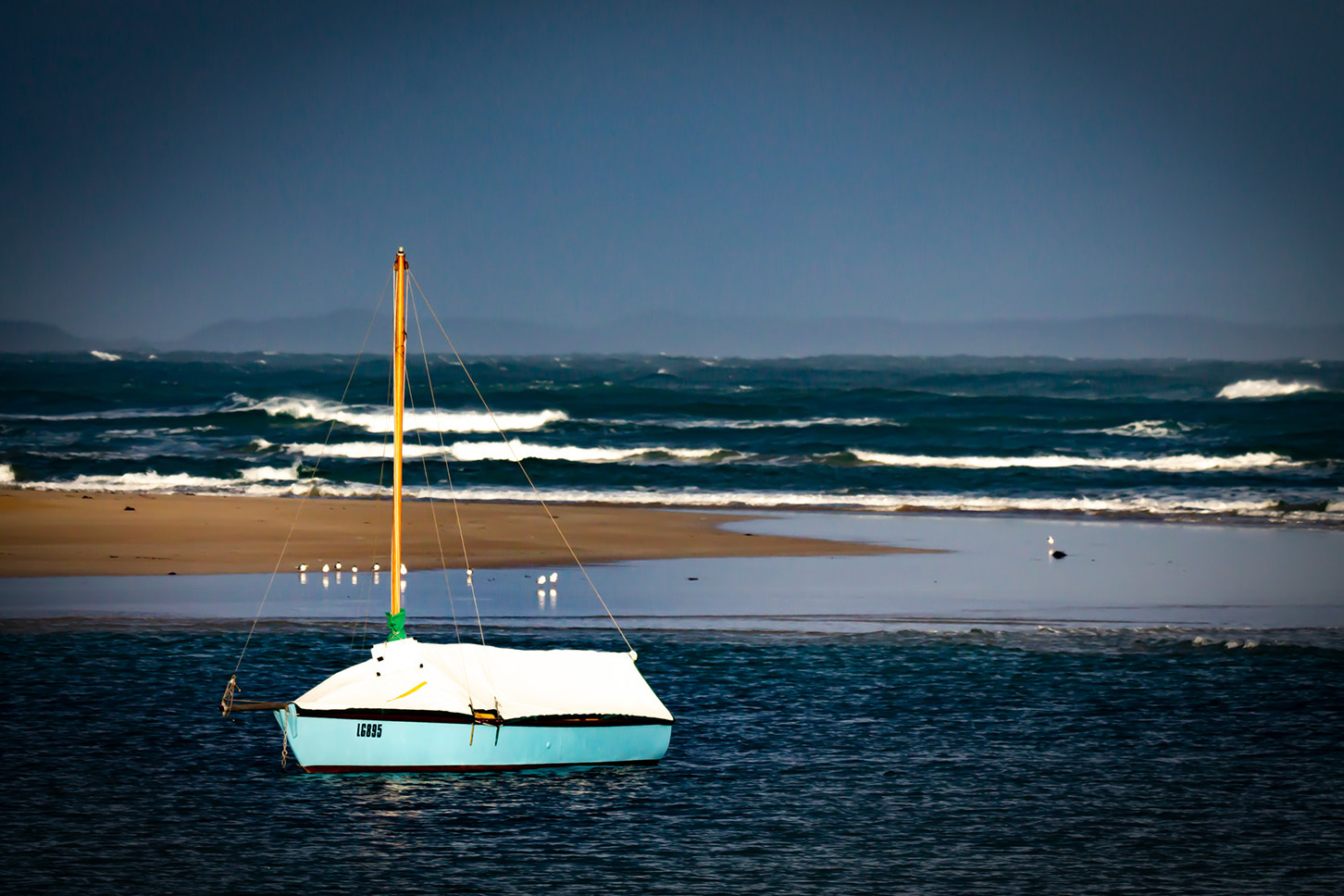 Barwon Boat