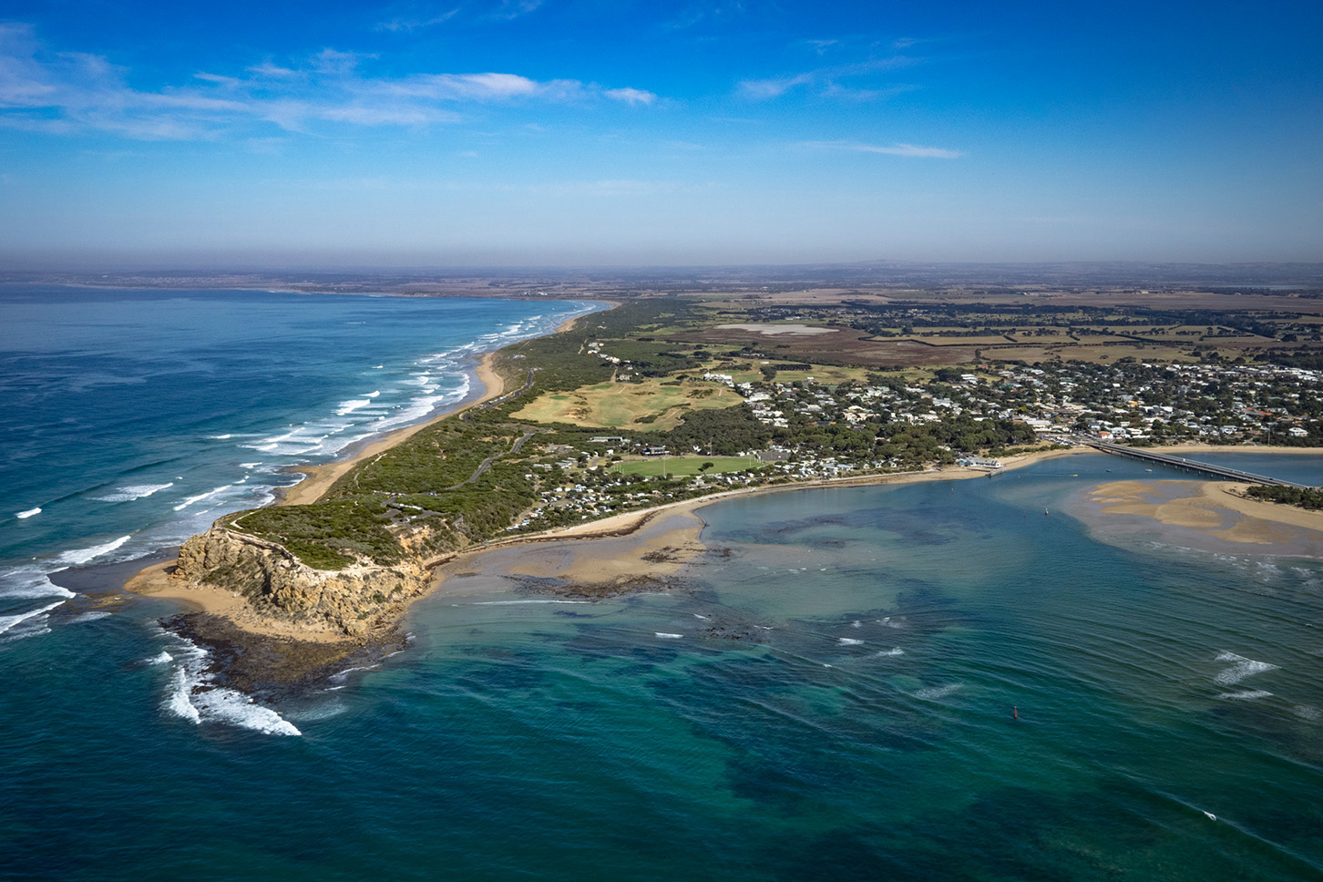 BH Coastal Aerial