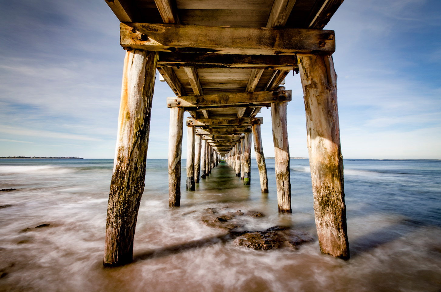Underneath the Jetty 2