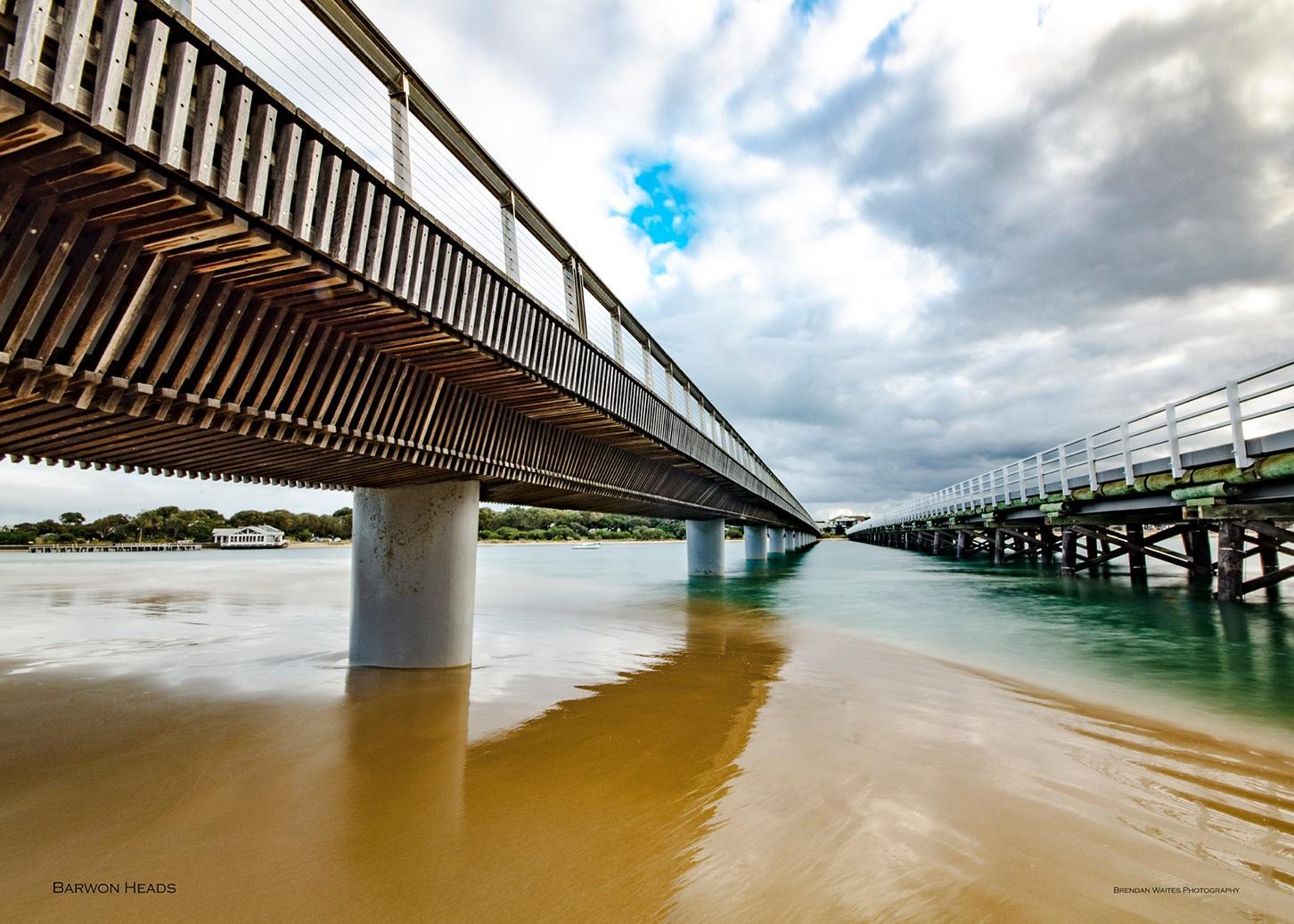 Barwon Bridge Clouds