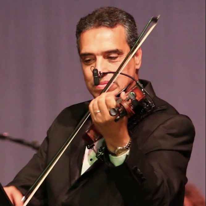 Live music performance by Maestro Adel Eskander