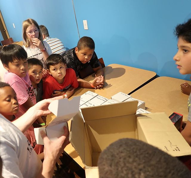 MagiKids - Our MagiKids program collects unwanted Magic cards and turns them into a resource for teachers and mentors across the country. We provide kits to organizations such as schools, homeschooling groups, and community organizations, to help them teach kids Magic.