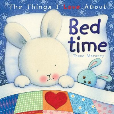 The Things I Love About Bedtime - There are so many things to love about bedtime. Reading, talking, dreaming...