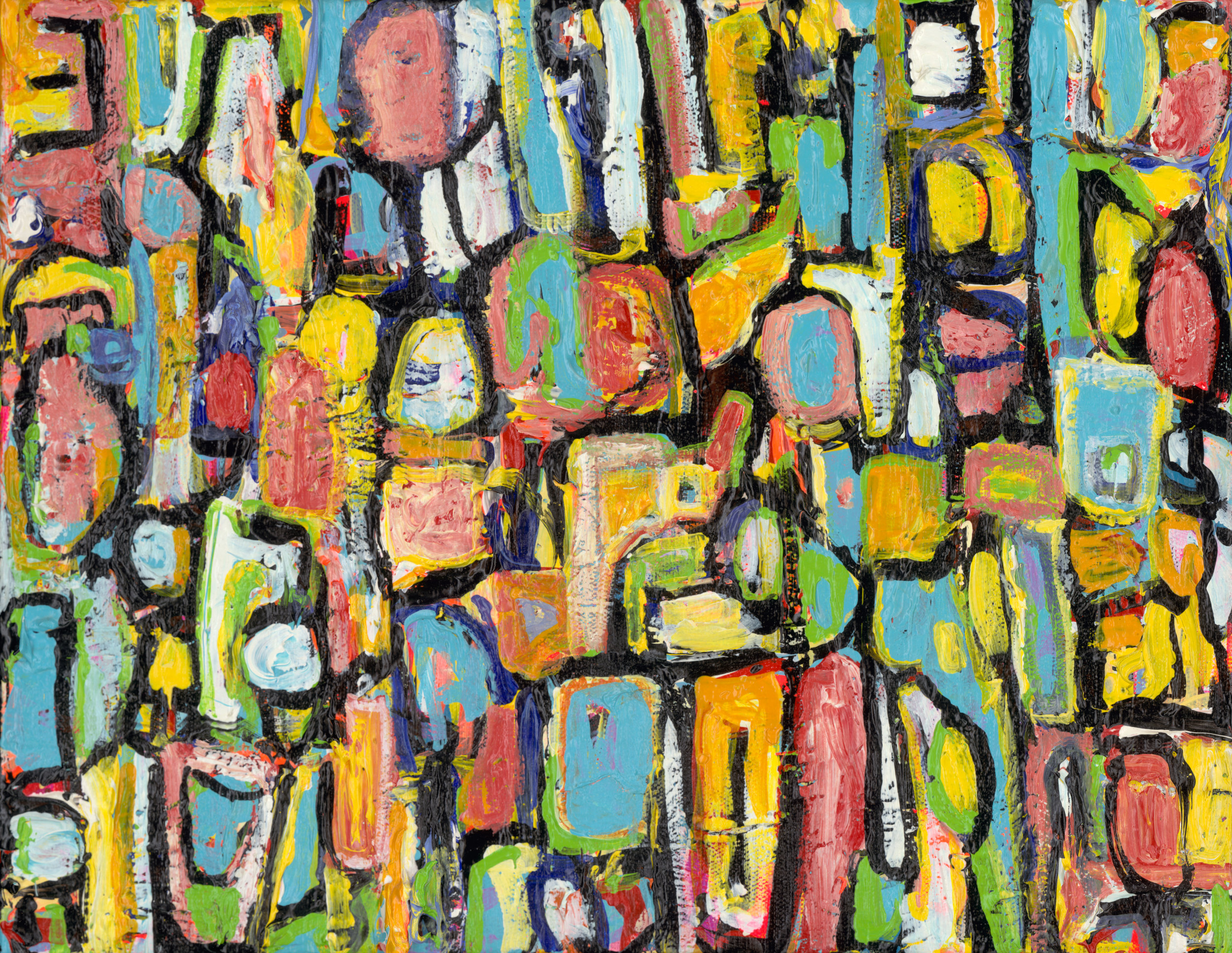 Color Block, 1994