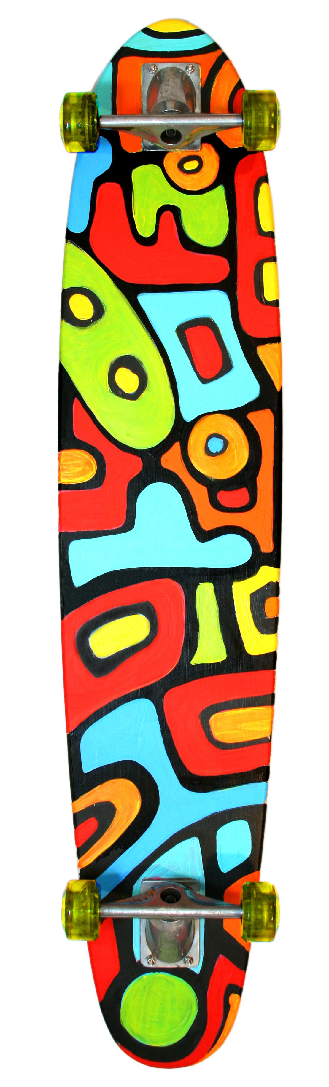 Long Board, 2008 series