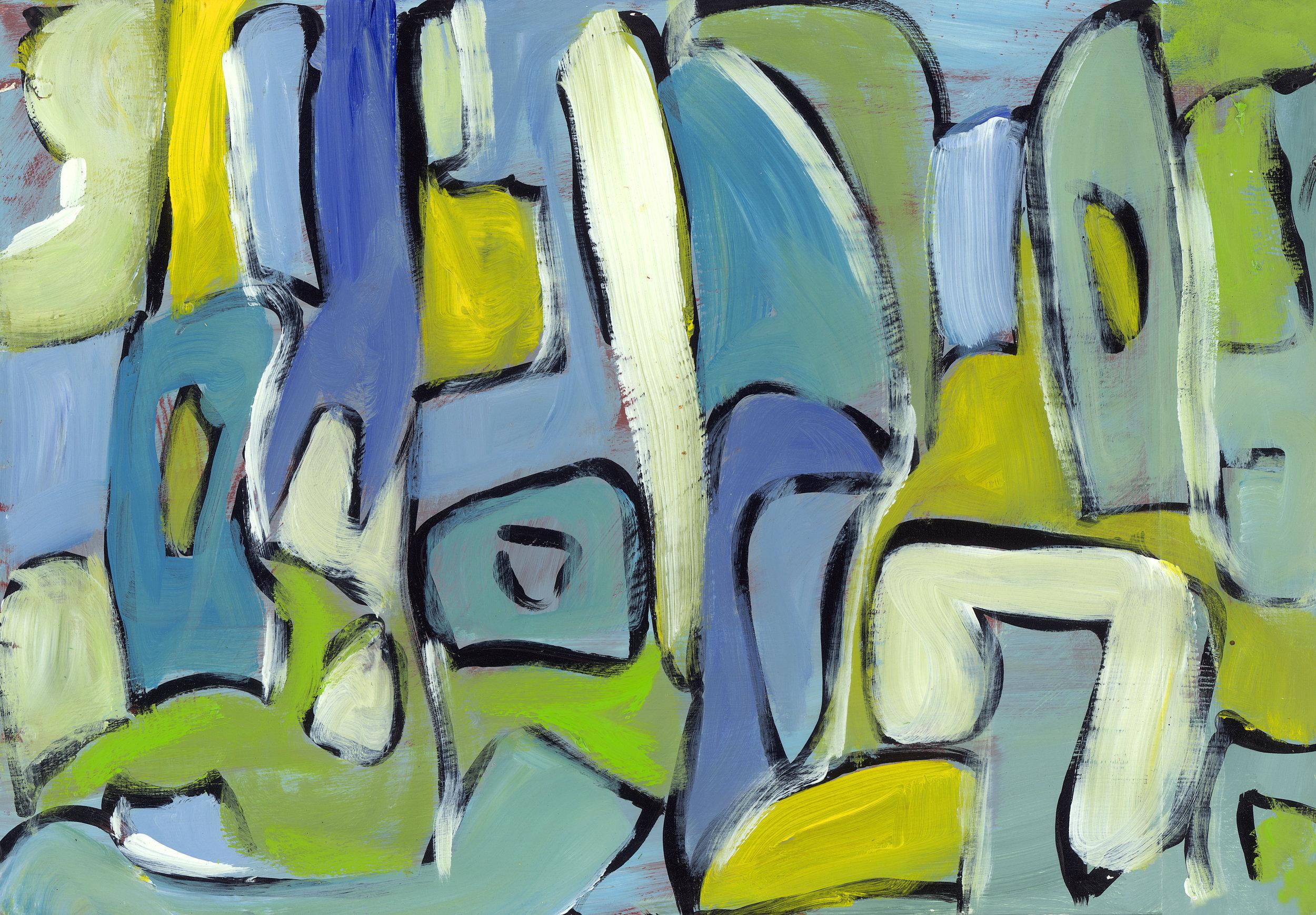 Agua Dulce, 1995
