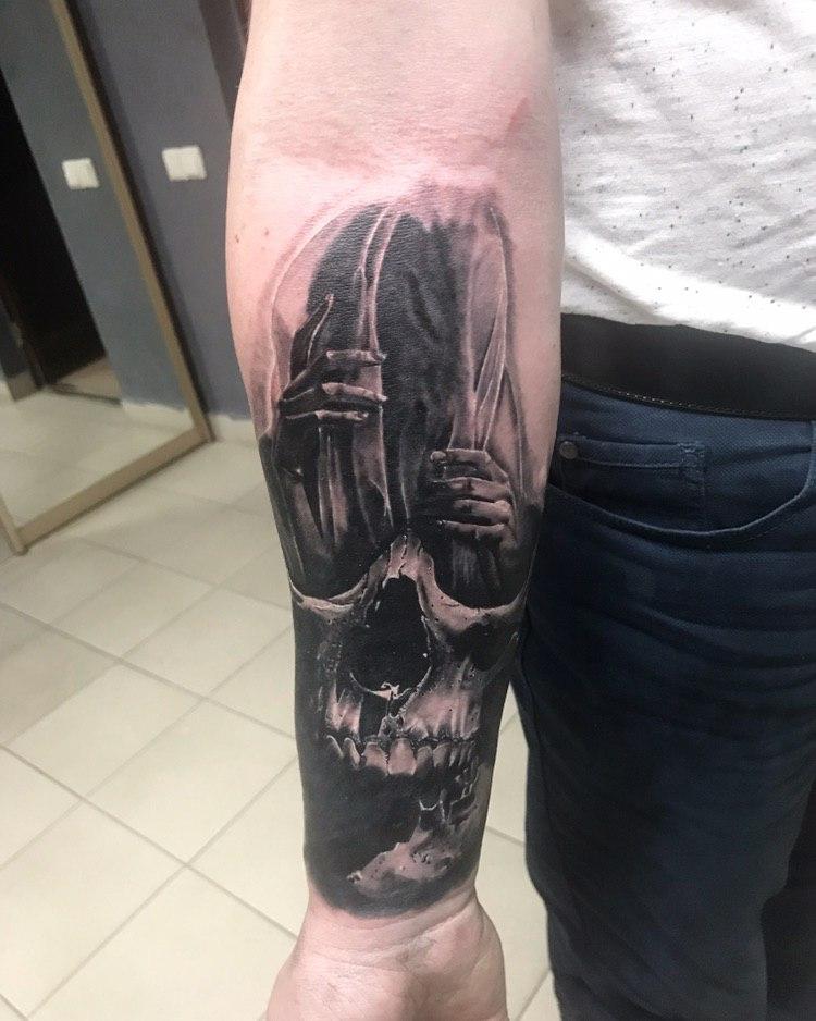 реалистичная татуировка,мастер Сергей Левицкий.jpg