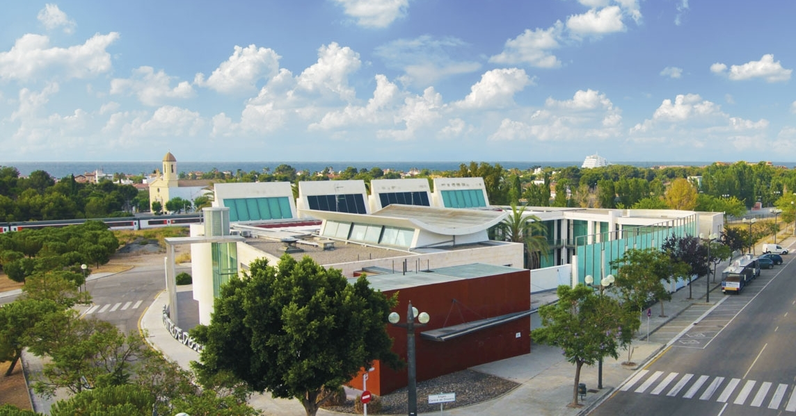 The IAB campus in Sitges, Spain