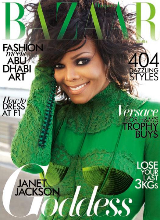 Janet Jackson, December 2011