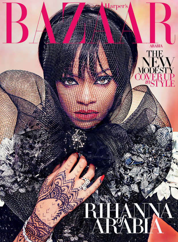Rihanna, July 2014