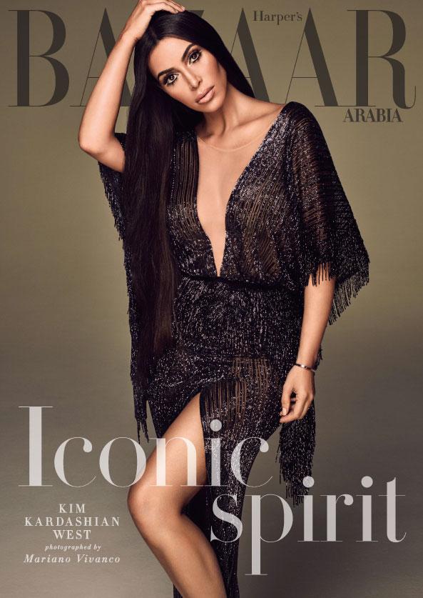 Kim Kardashian West, September 2017