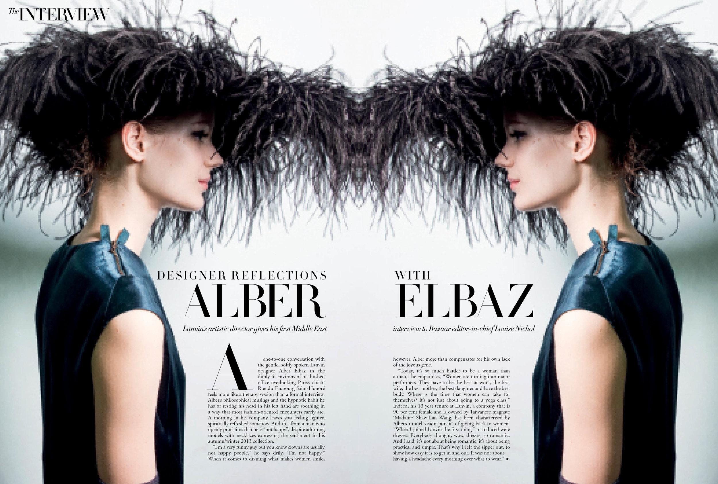 Alber Elbaz, October 2014 1.jpg