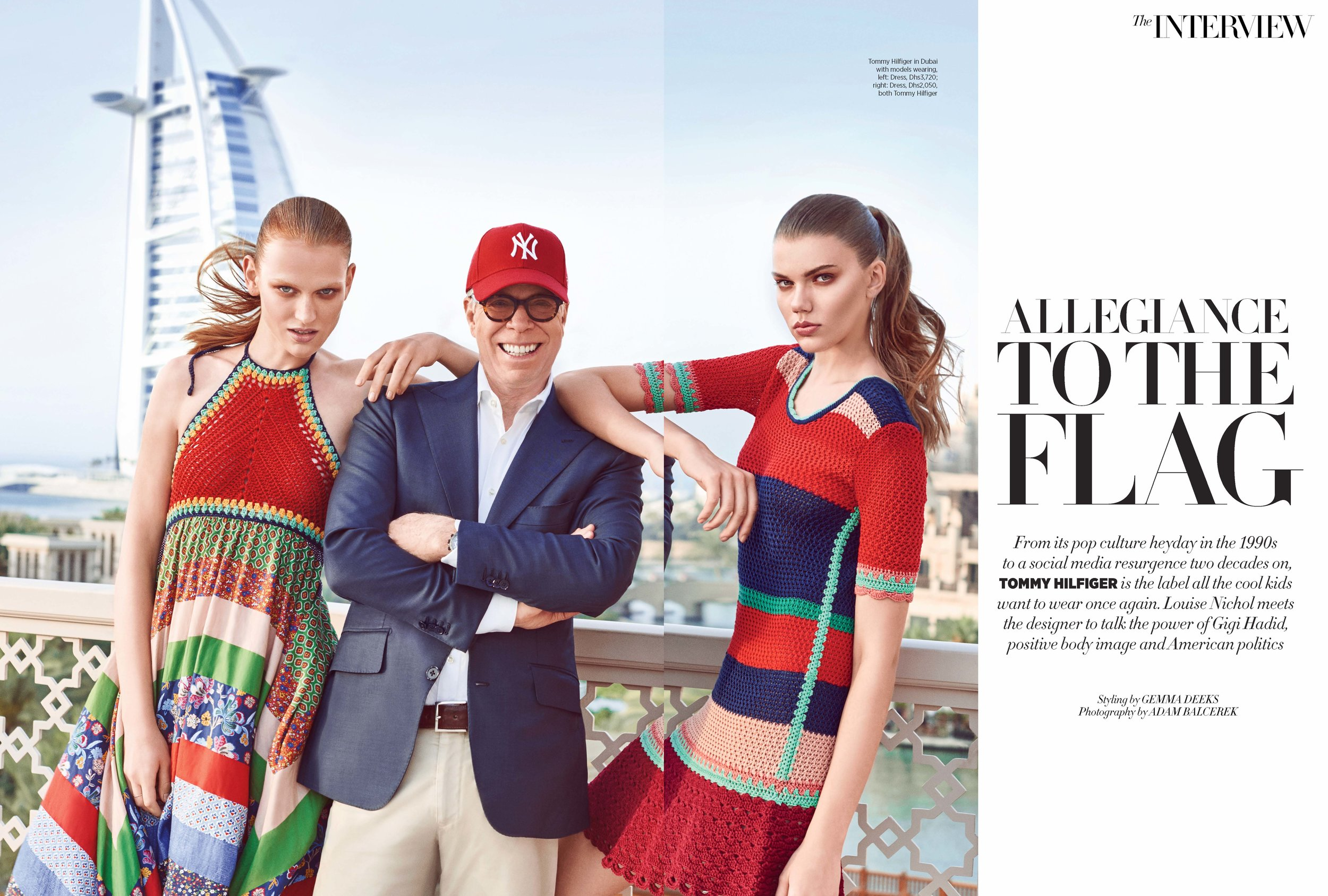Tommy Hilfiger, May 2016