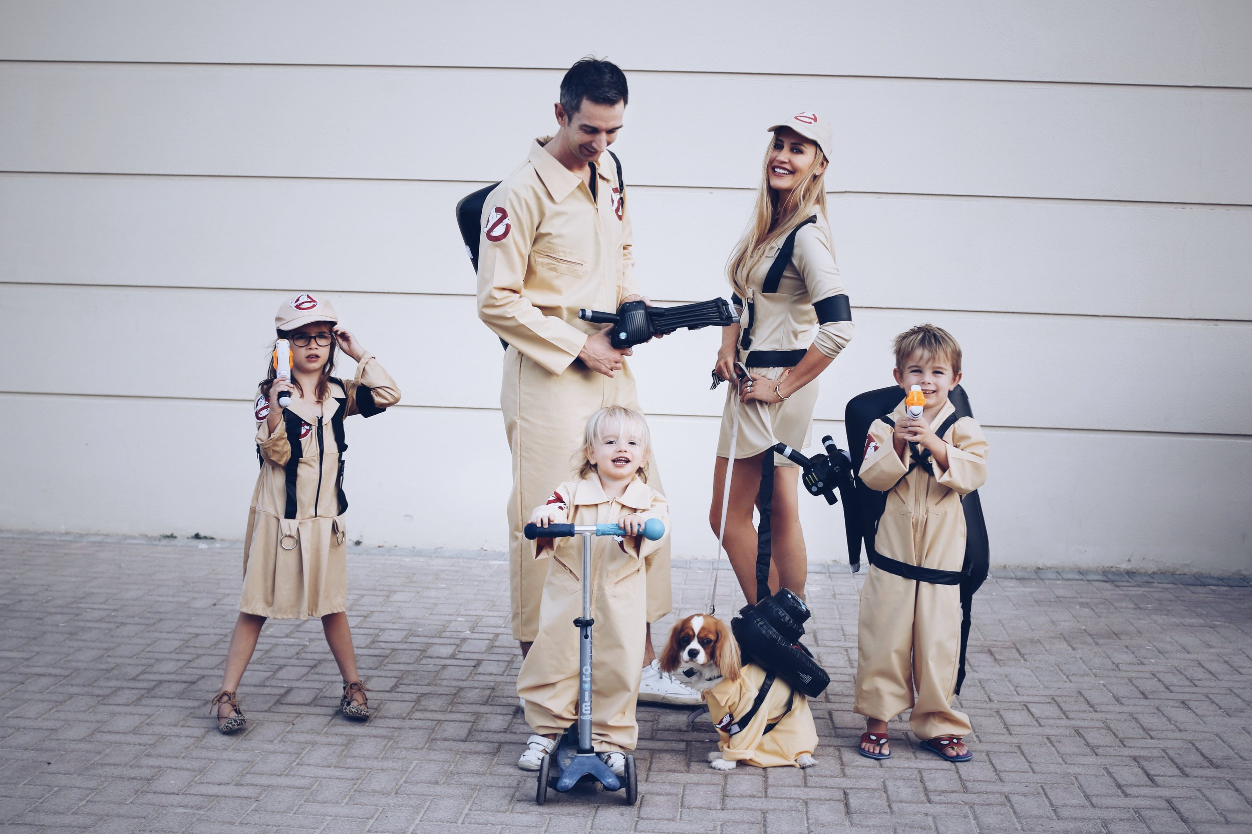 Ghostbusters for Halloween 2018