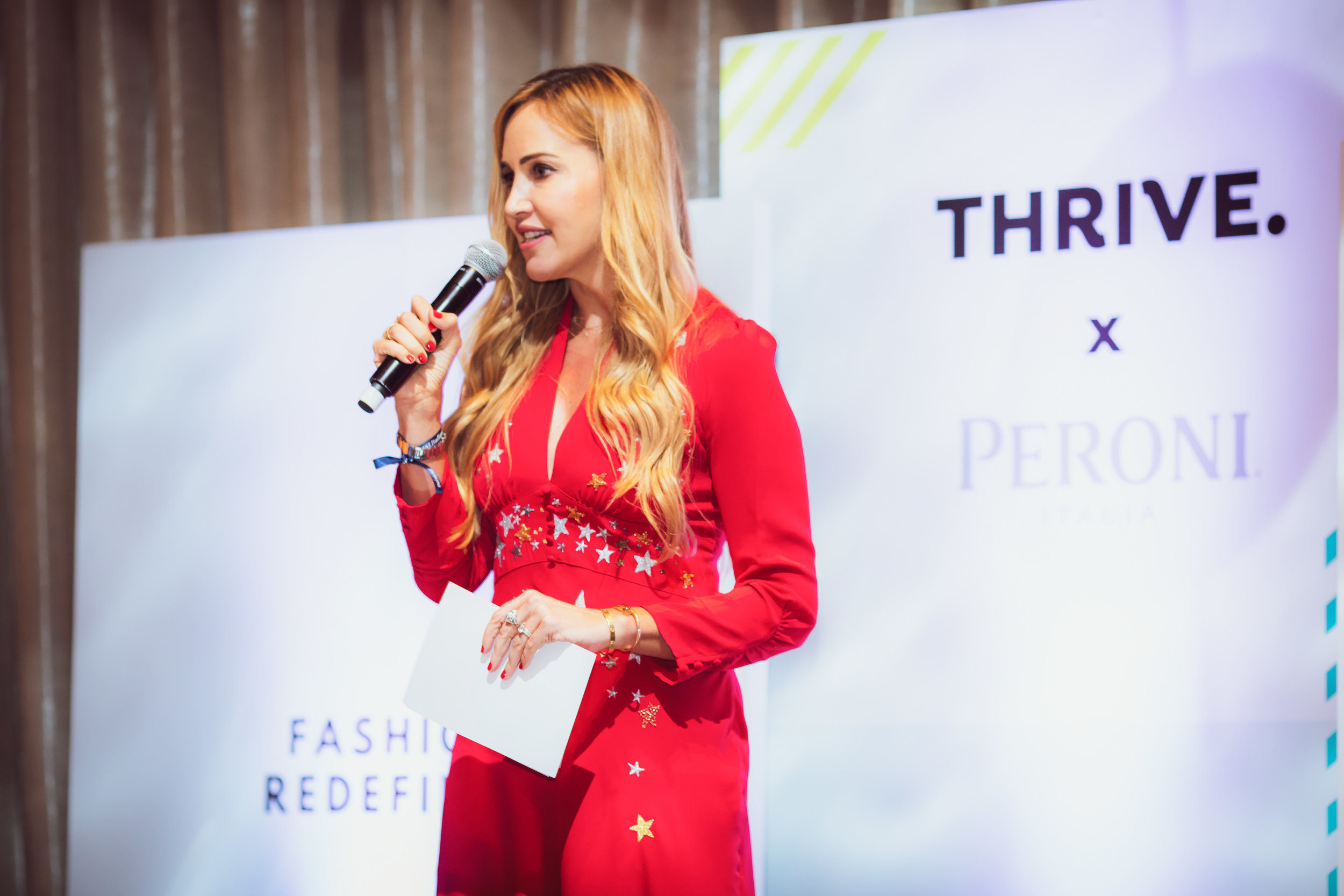 Speaking about my career and what fashion means to me