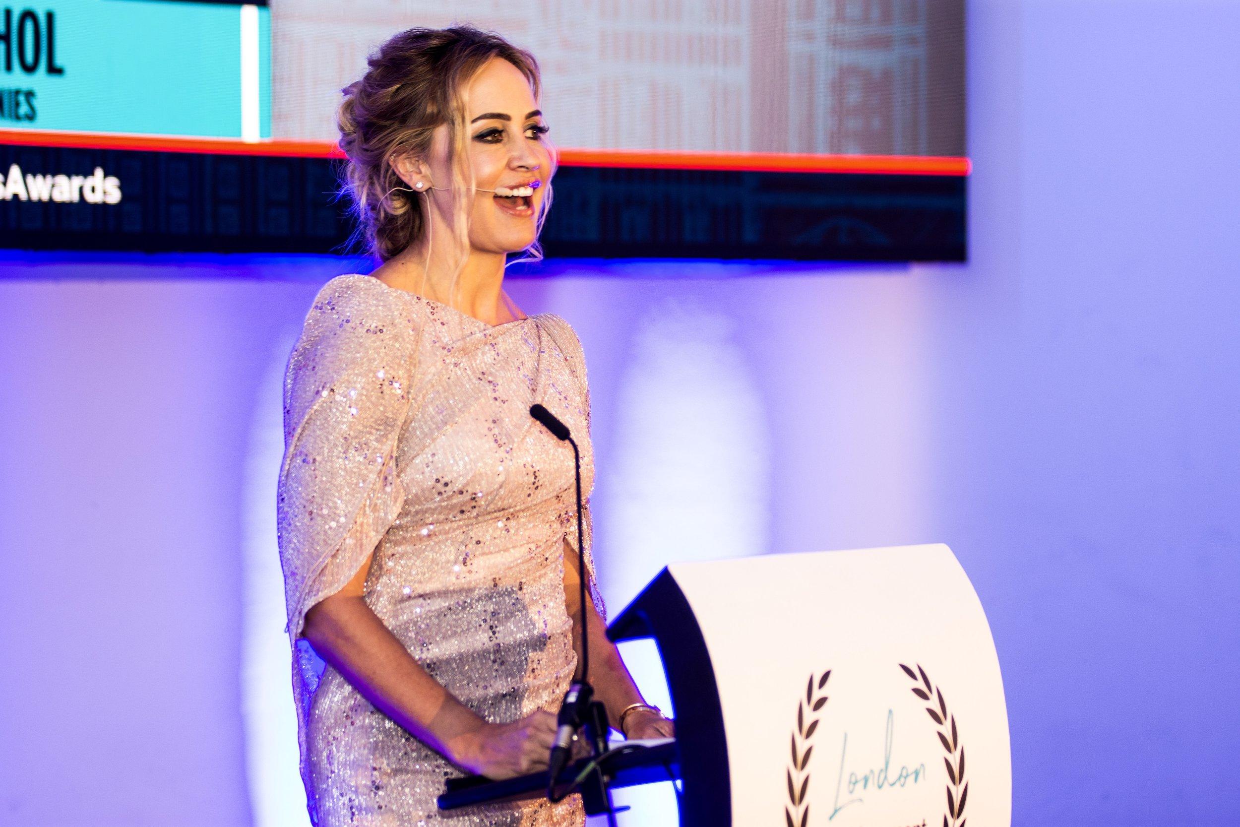 Arabian Business London Awards, MC, June 2019
