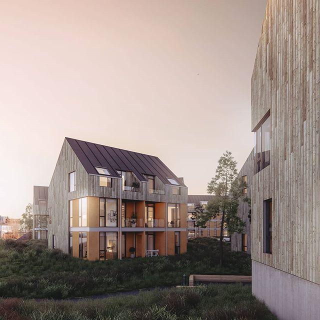 #Kronborg Strand  Backplate @kontraframe. #3d #Architectural #Visualization. #Denmark #Rendering #archviz #3dsmax #vray #vrayrender #cgi #itoo #adobe