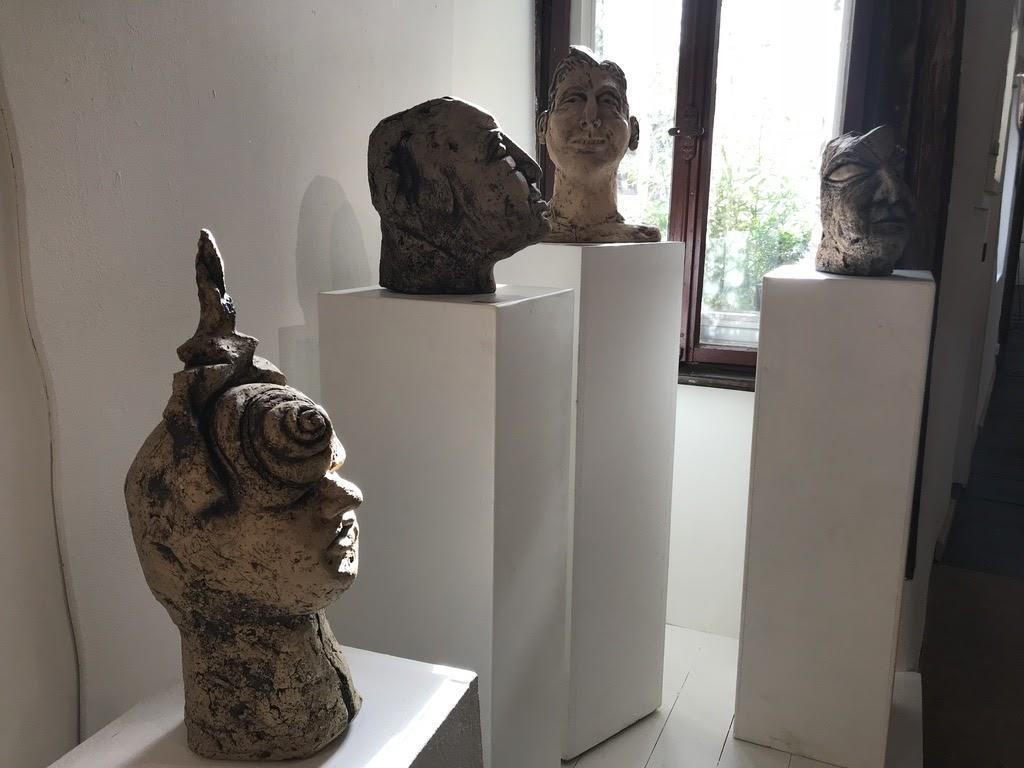 Dauertausstellung 2018: Skulpturen von Friedel Neupauer