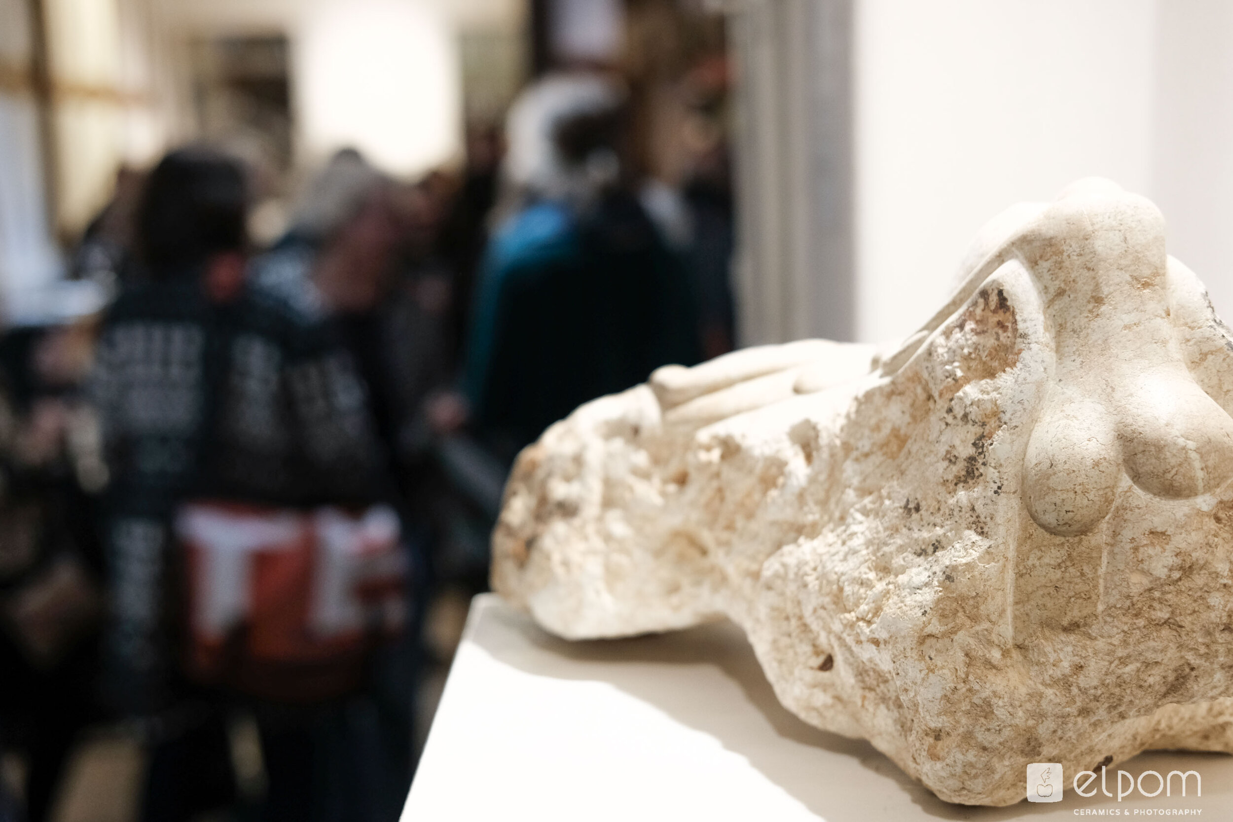 Vernissage: Neun 2018  Skulptur von Claudia Stickel