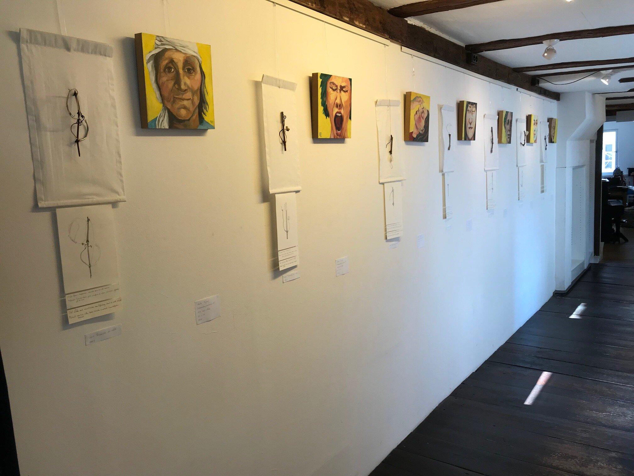 Kunstausstellung: Sofia Fernandes da Mata & Heike Flügel