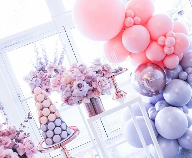 ✨Gabriela's Christening✨ Styling | Setup | Fresh Florals | Photography by @sweeteventstylingbythanhtran  Cake: @somethingbluecakes  Stationery: @camilas_events  Cake pops | Oreo Bites: @lovewithcake  Macaron tower | tarts: @onebitemacarons  Strawberry tower: @doms.strawberries.delights  White Acrylic table: @thetreasureroom_  White mesh frames and white metal tables: @saassdesigns  Balloon Installation: @balloonamoreatcamden  Rose Gold Cake stands: @sweetheavenlyeventshire  Acrylic Topper: @_weddingbliss_  Venue: @ottimohouse . #celebration #blessed #christening #love #family #pretty #specialoccasion #balloons #balloongarland #balloondecor #lilac #peach #jumbo #tablecenterpiece #flowers #beautiful #lovelocalcamden #lovelocalmacarthur #inspo #inpiration #iloveballoons