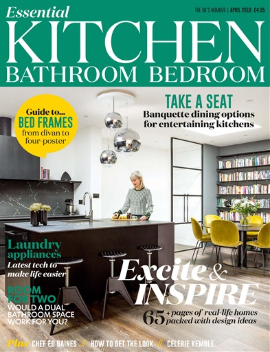 The  Isabella Headboard  featured in EKBB Magazine - April 2019
