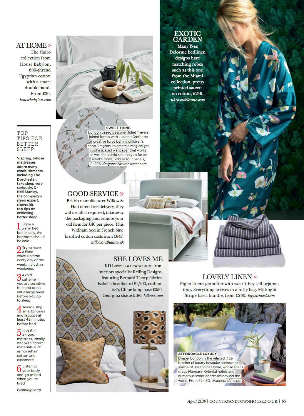 Country & Town House, pg97 Isabella headboard (LS), April 19.png