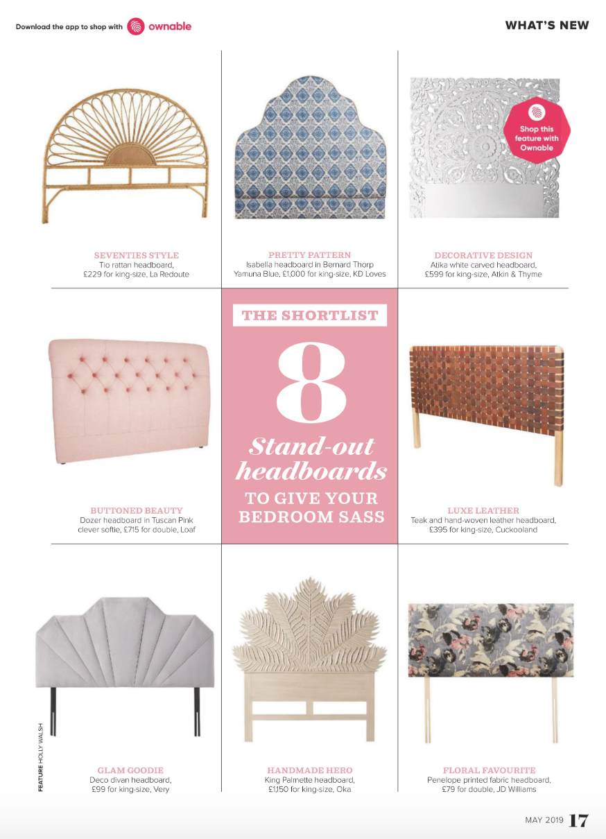 Ideal Home, pg17 Isabella headboard (CO), May 19.png