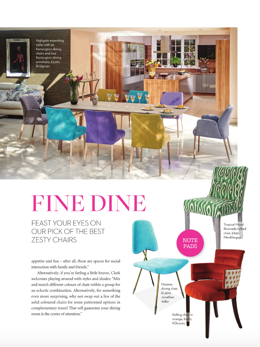 Homes & Interiors Scotland, pg109 Kelling chair in Orange (CO), July-Aug 19 (3).png