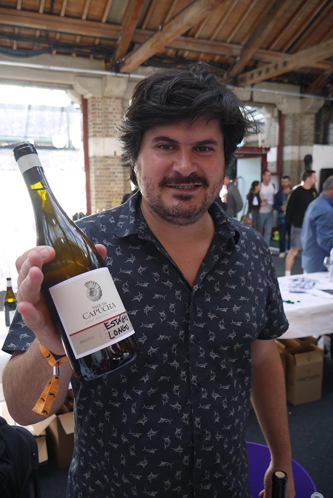 Pedro Marques of Vale da Capucha