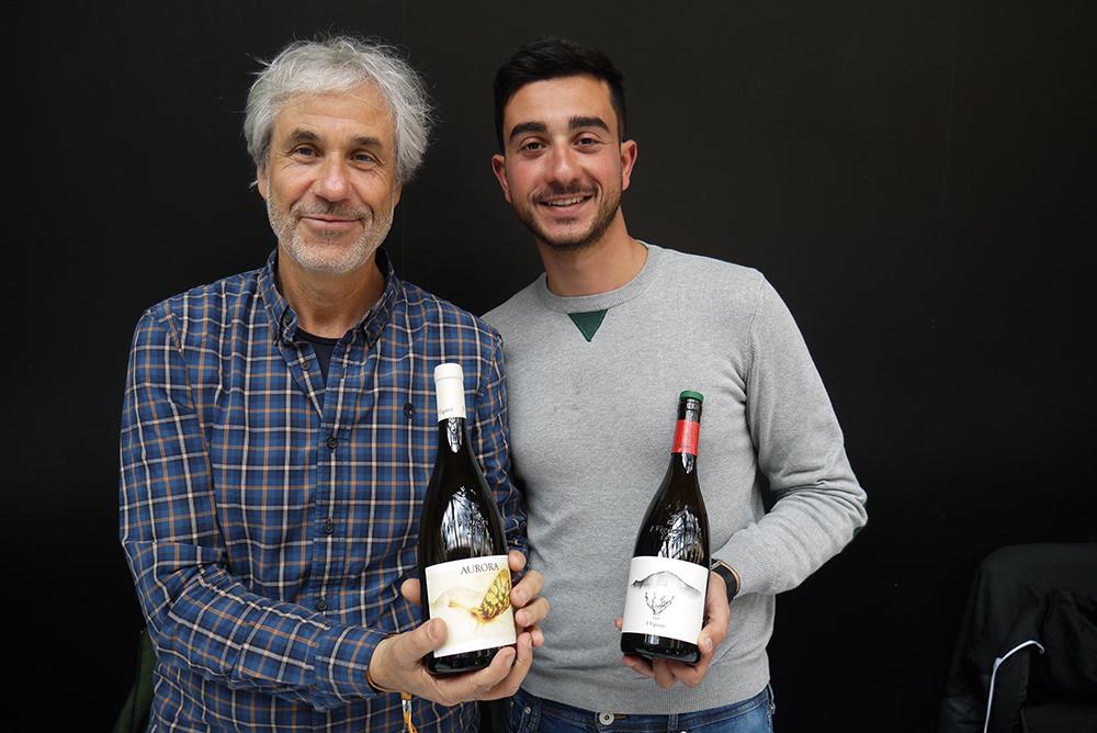 Two generations representing I Vigneri