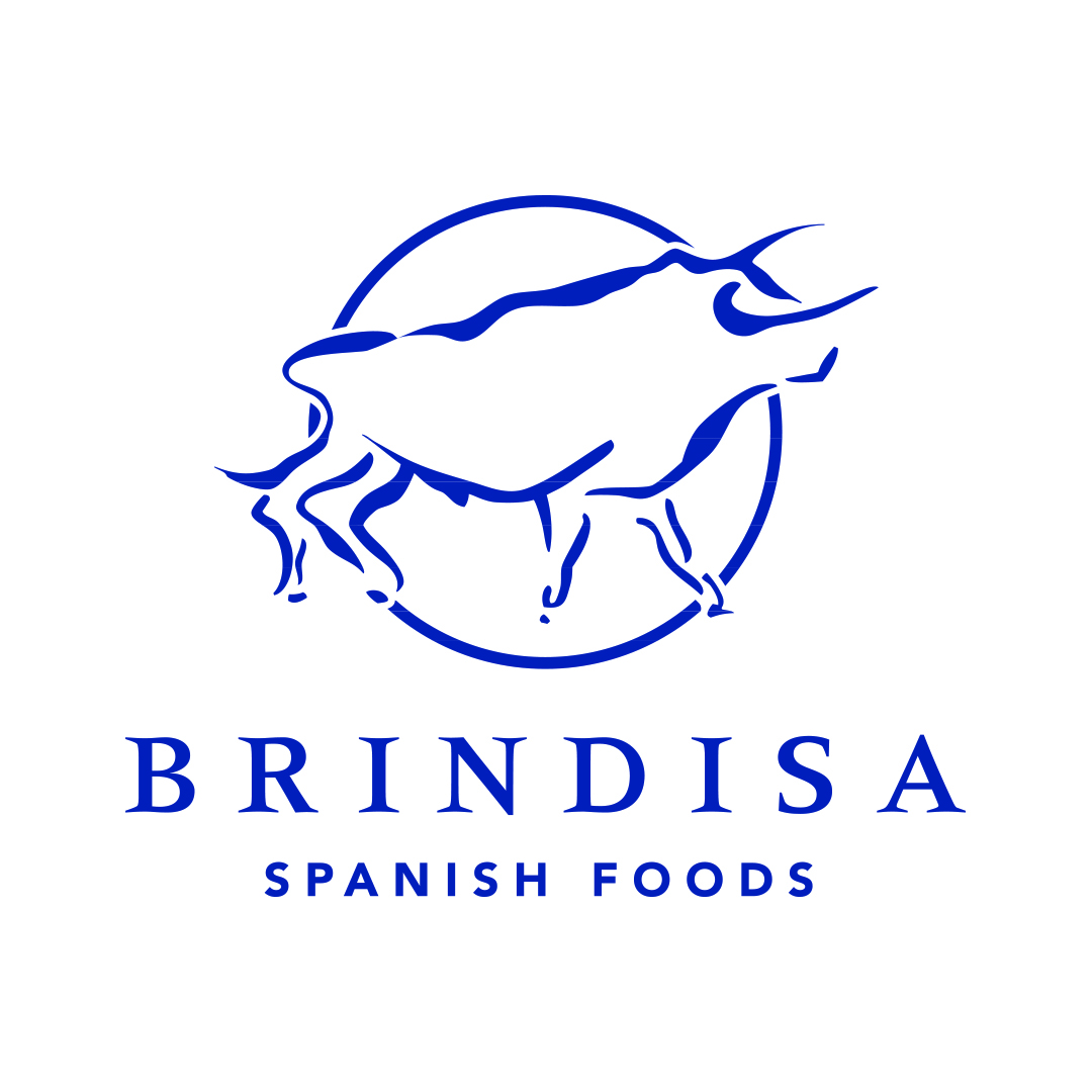 BRINDISA logo blue with white blackground and bleed.jpg
