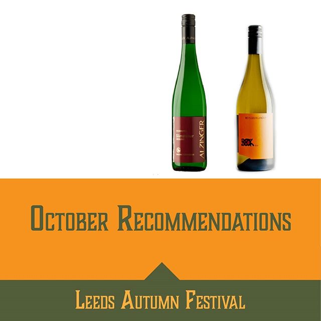 Our #October recommendations are out! An exquisite selection of #wines tasted at our #LeedsFestival a couple of weeks ago. #greatwine #greatvalue #foodandwine